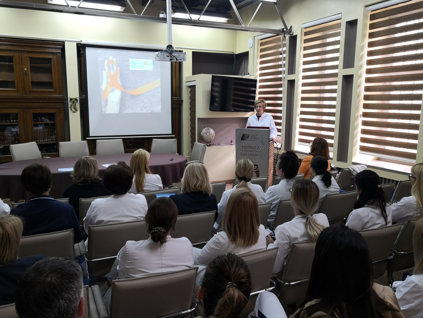 Professional Lecture for Doctors and Patients Held On the Occasion of the World Multiple Sclerosis Day